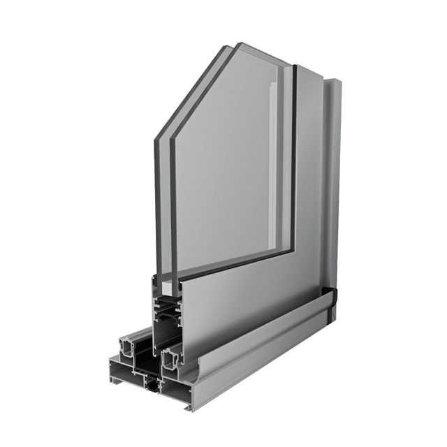 Ventana aluminio rotura puente termico perfect puerta - Ventanas pvc o aluminio puente termico ...
